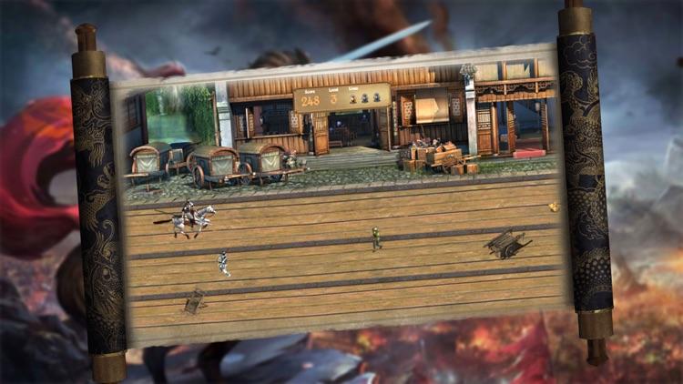 三国猛将雄兵 screenshot-3