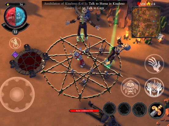 Undead Horde screenshot 6