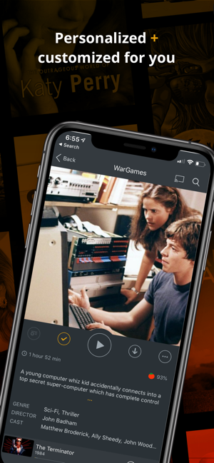 ‎Plex: Movies, TV, Music + more Screenshot