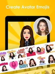 New Emoji & Fonts - RainbowKey ipad images