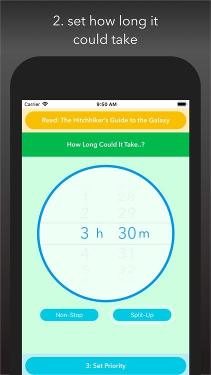 LLP: Smart To-Do List & Timer screenshot-4