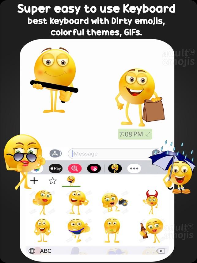 Whatsapp dirty emojis Dirty