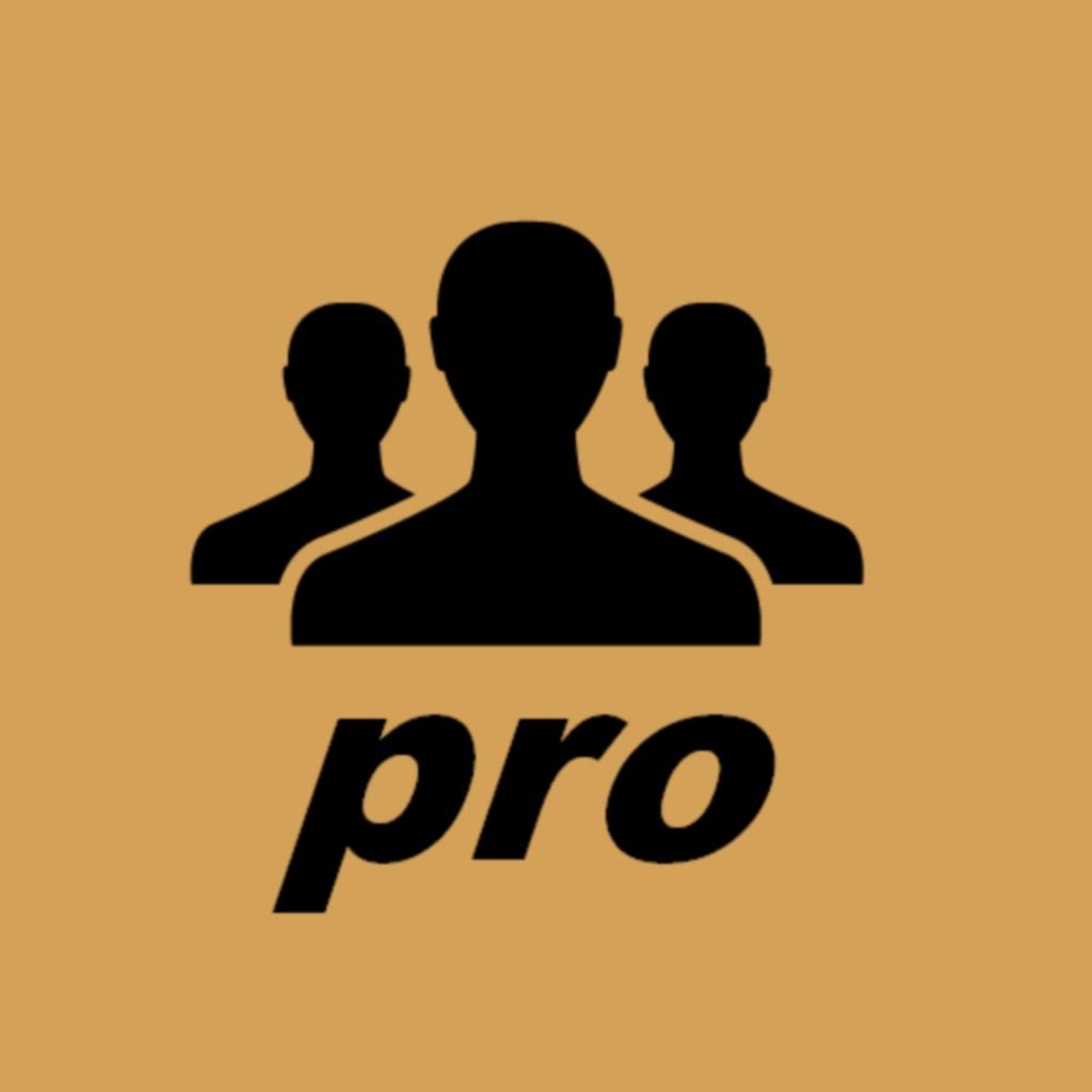 iPad 版 ContactsPro