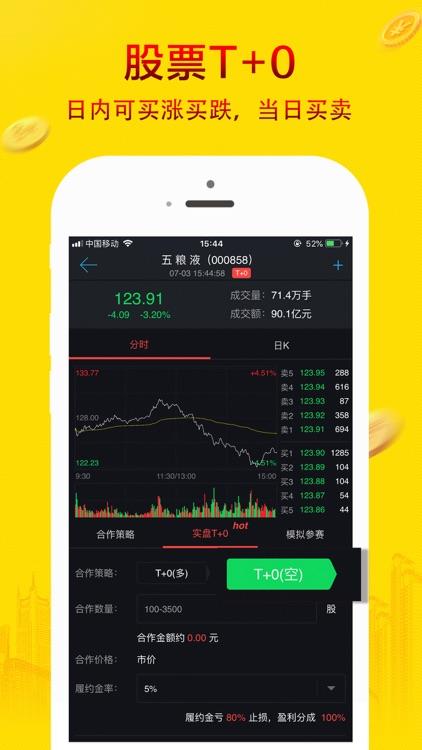 短线天天盈-股票炒股,期货交易软件