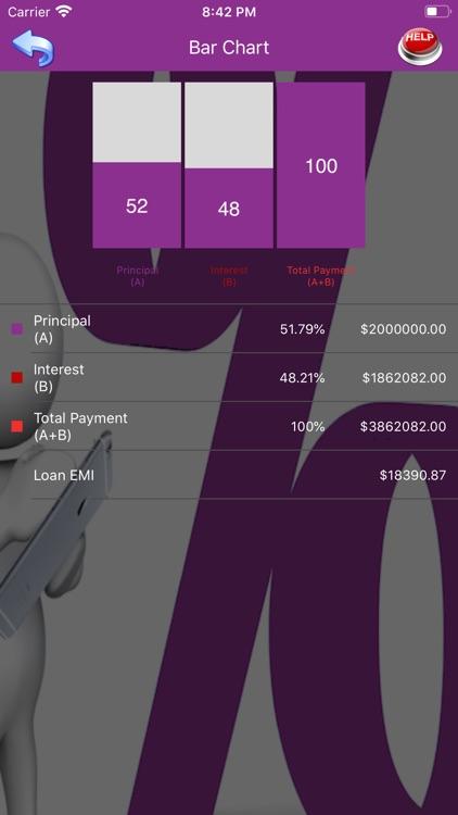 Interest Calculator :: screenshot-6