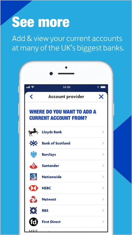 Halifax Mobile Banking screenshot-3