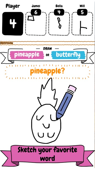 Screenshot #7 for Draw it