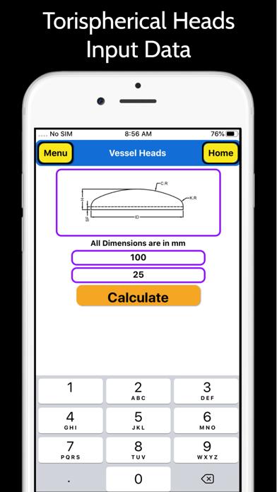 Pressure Vessel Heads screenshot 8