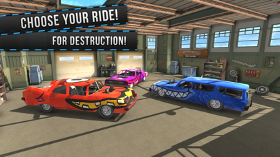 Demolition Derby (VR) Racingのおすすめ画像4