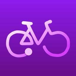 DrawBike - Easily start biking