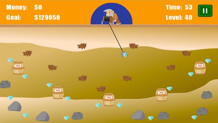 Gold Miner Legend Classic ! screenshot-3