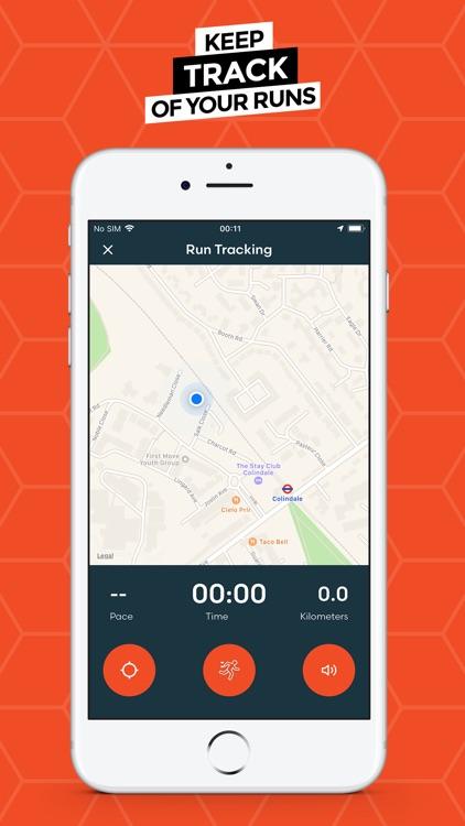 The Run Experience screenshot-5