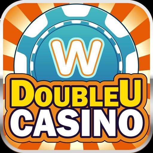 DoubleU Casino: Vegas Slots app logo