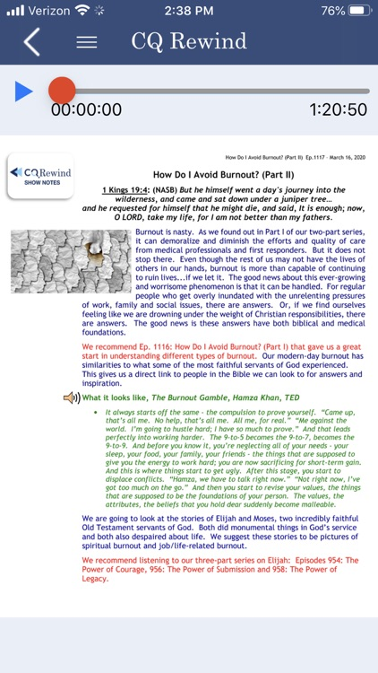 Christian Questions screenshot-5