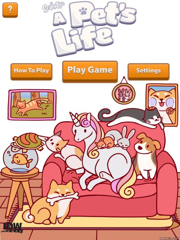 Seikatsu: A Pet's Life screenshot 4