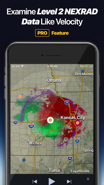 Weather Lab - 3D Radar screenshot-7