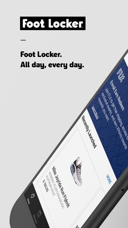 Foot Locker - Shop Releases