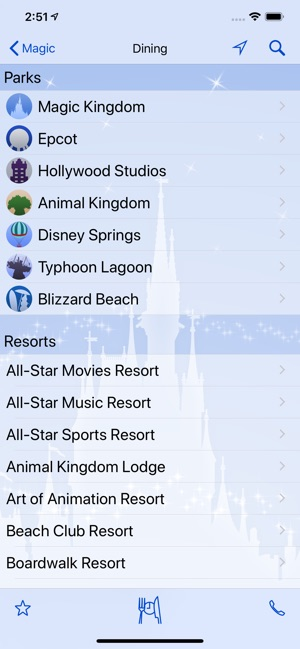 Magic Guide for Disney World on the App Store