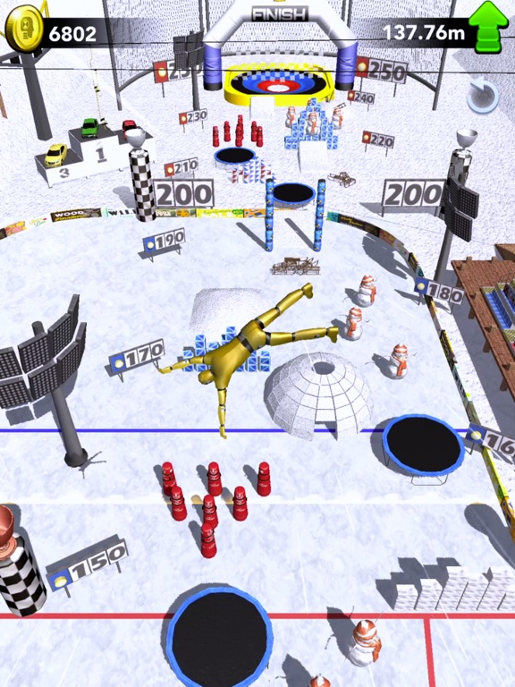 Ragdoll Car Crash screenshot 10