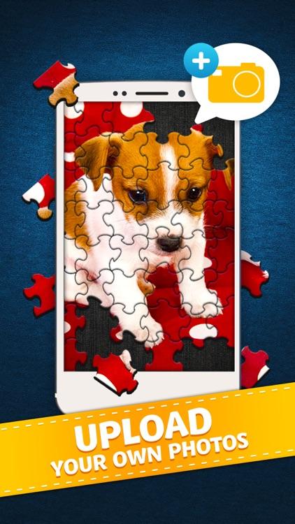 Jigty Jigsaw Puzzles screenshot-3