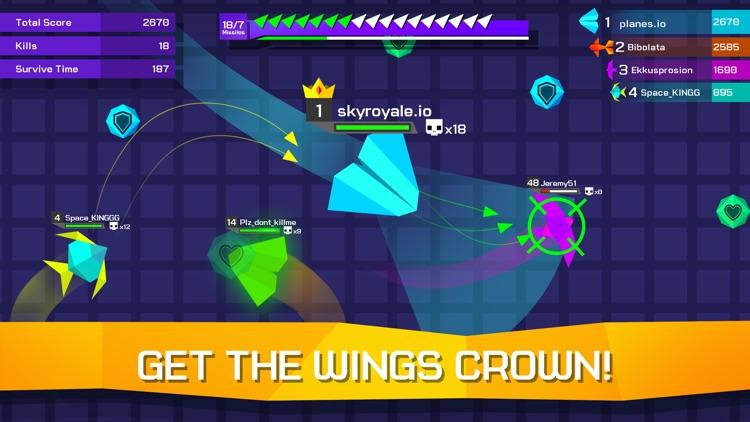 SkyRoyale.io Sky Battle Royale screenshot-3