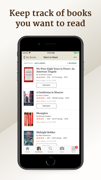 Goodreads: Book Reviewsのおすすめ画像6