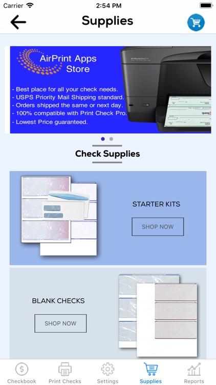 Print Checks Pro screenshot-4