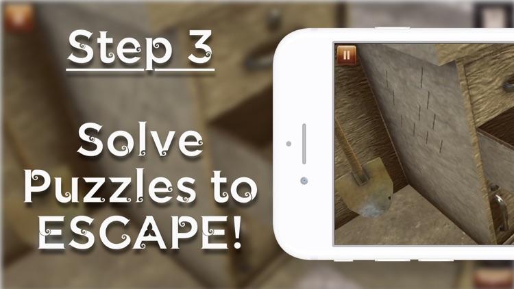 ARia's Legacy - AR Escape Room screenshot-4