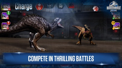 Jurassic World™: The Game for windows pc