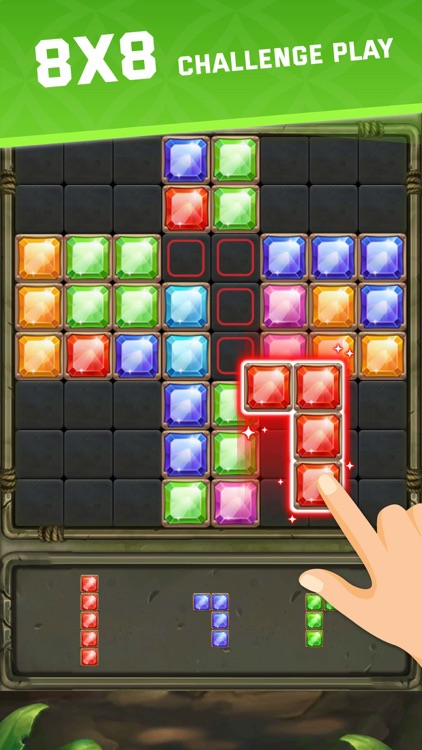 Block Puzzle - Jewel Blast screenshot-3