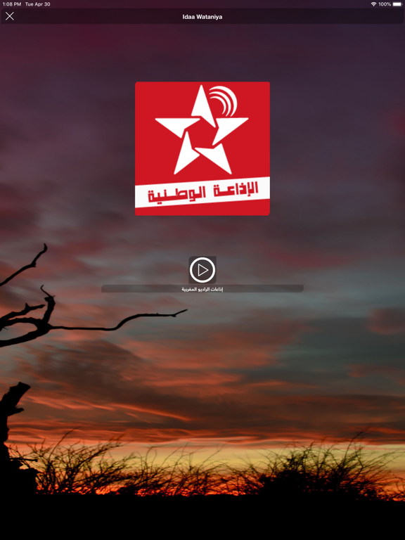 Arab Radios - الإذاعات العربية-ipad-2