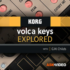 Explored Course For volca keys
