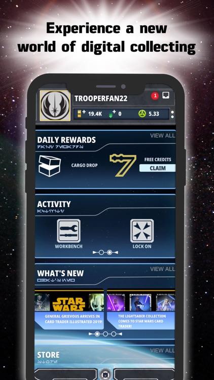 Star Wars Card Trader by Topps screenshot-5