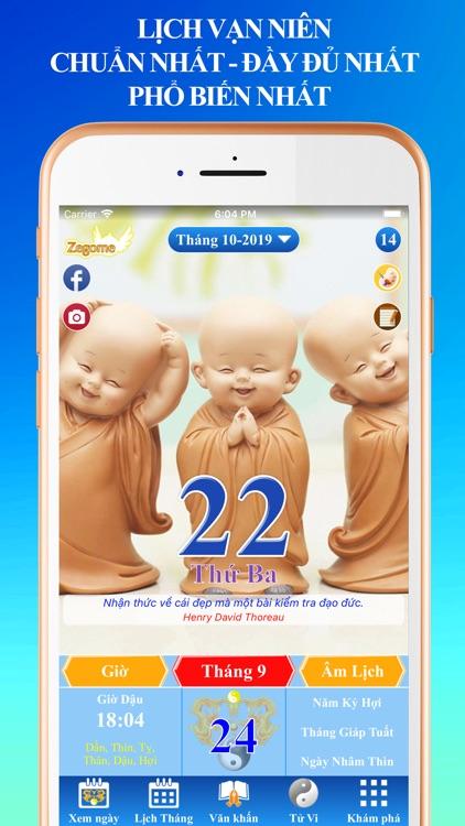 Lich Van Nien 2020 - Lich Viet screenshot-0