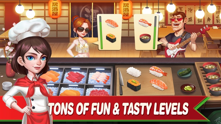 Happy Cooking 2: Cooking Games screenshot-3