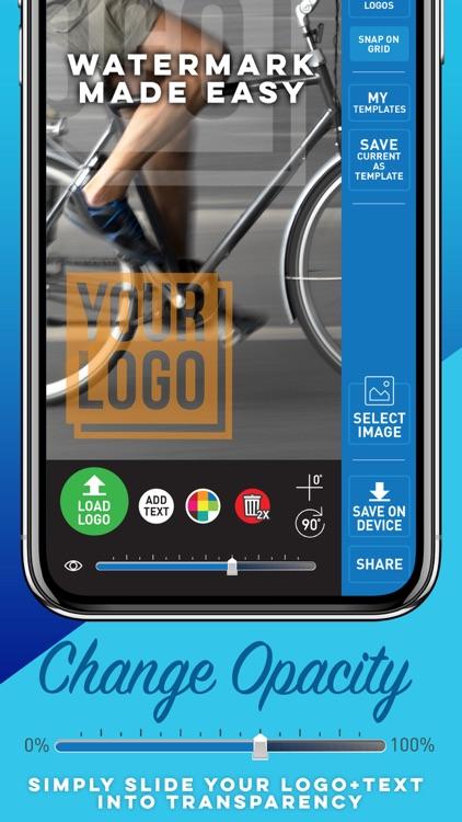 LogoLicious Add Your Logo App screenshot-4