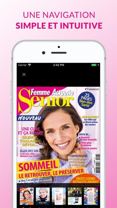 messages.download Femme Actuelle Senior software