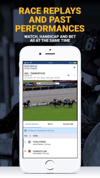 PABets - Horse Racing Betting screenshot-3