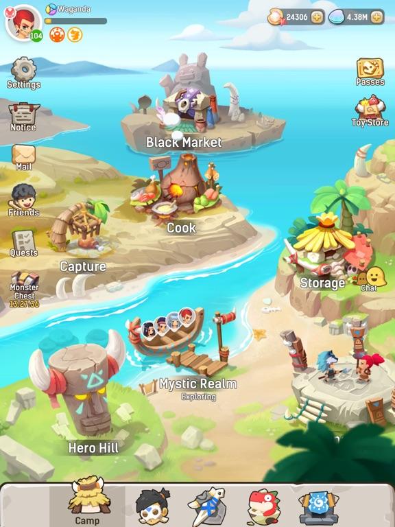 Ulala: Idle Adventure screenshot 7