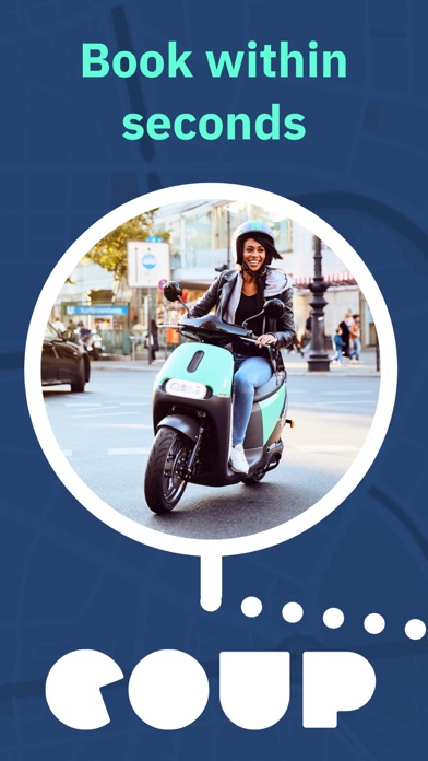 COUP - Electric Scooter Rental by Coup Mobility GmbH (iOS