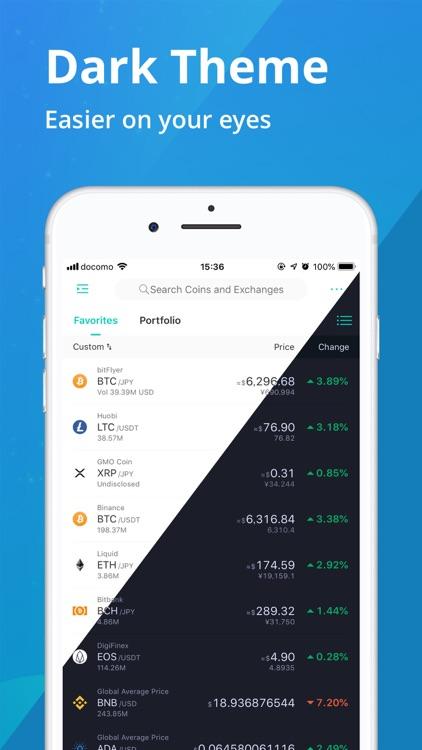 CoinView: Bitcoin Altcoin App screenshot-7