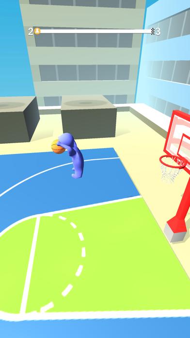 Basket Dunk 3D screenshot 4