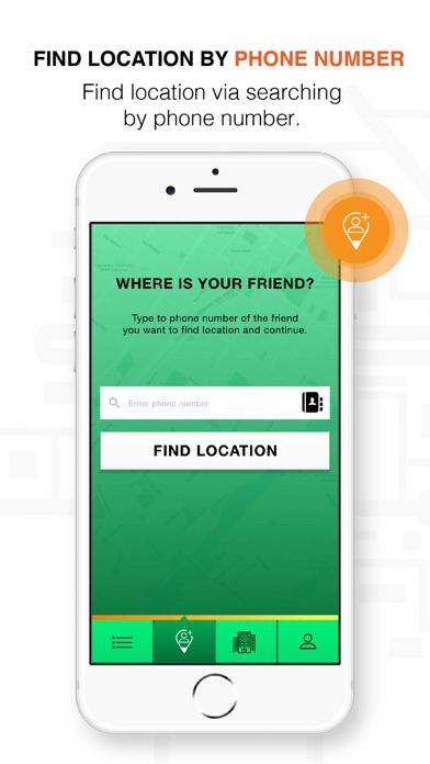 FindApp - Location Finder Screenshot