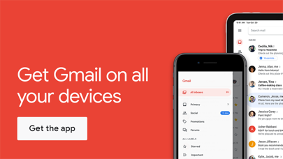 Screenshot for Gmail - Email by Google in Poland App Store