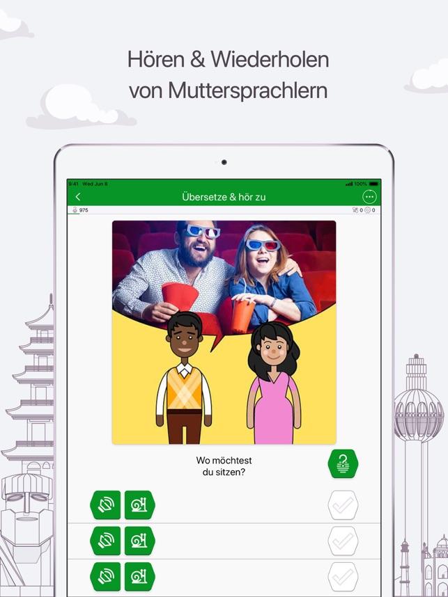 Sprachen lernen - FunEasyLearn Screenshot