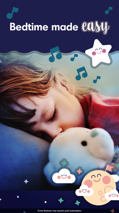 Budge Bedtime Stories & Sounds screenshot 1