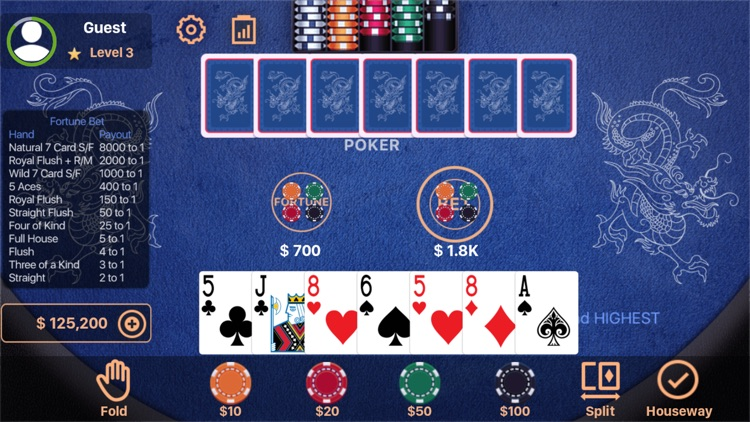 Pai Gow Poker Casino