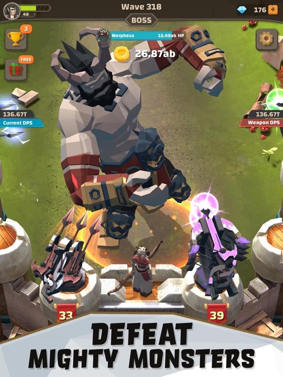 Idle Arrows - Merge Game screenshot 6