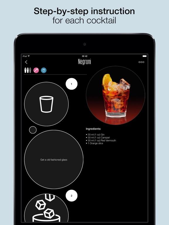 Cocktails: become a real bartender screenshot