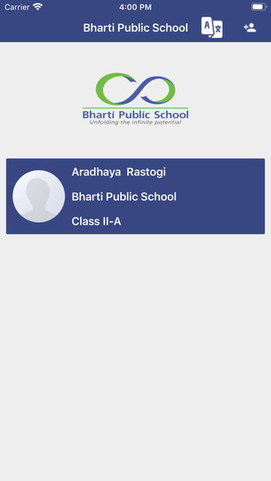 Bharti Public School screenshot 1